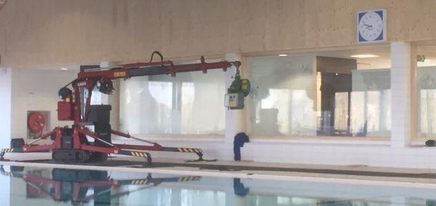 Zwembad Voorthuizen