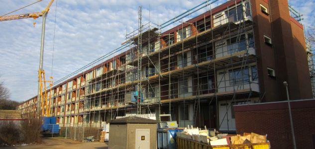Renovatie 112 appartementen Doetinchem