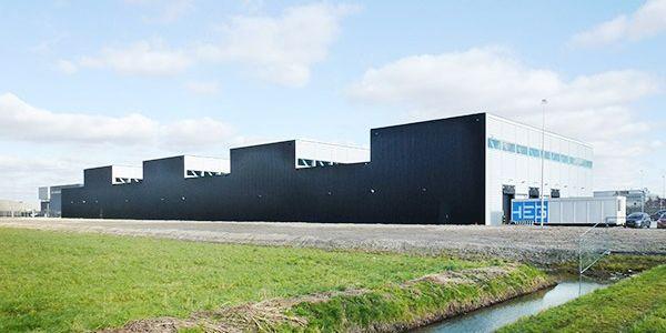 Nieuwbouw Schiphol Smartgate Cargo