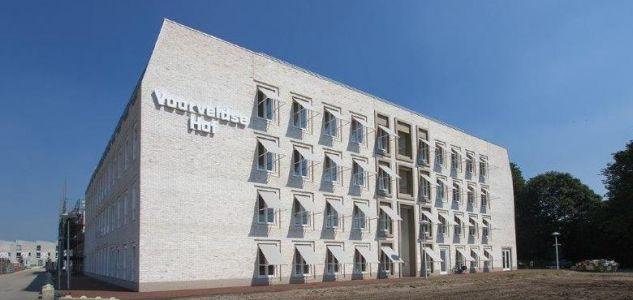 Nieuwbouw Verpleeghuis De Wijck te Utrecht