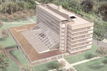 Nieuwbouw/renovatie Tandheelkunde Radboudumc te Nijmegen