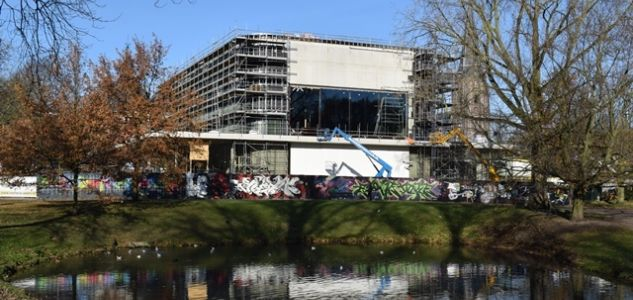Verbouw/uitbreiding Musis Sacrum te Arnhem