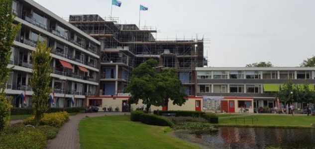 Nieuwbouw zorgcentrum 't Oude Land te Woerden