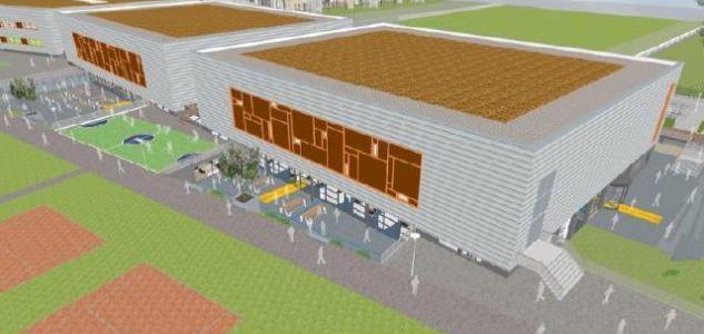 Verbouw HAN-ISBS Gymnasium te Nijmegen