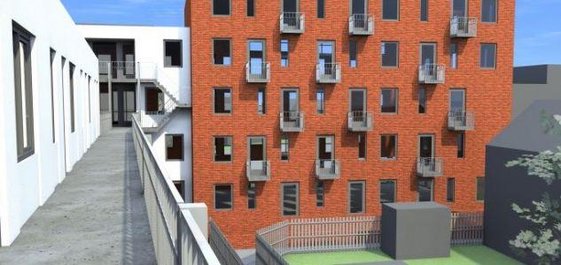 104 appartementen Molenweg te Nijmegen