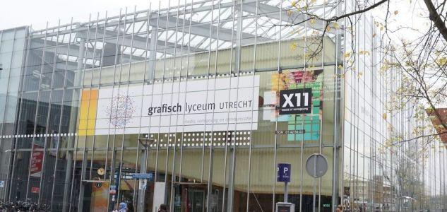 Renovatie Grafisch Lyceum te Utrecht