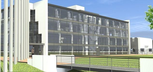 Revitalisatie kantoor Stedin te Utrecht
