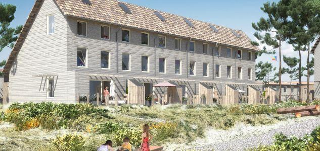 86 woningen Noorderduin te Almere