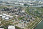 Control Center BP te Rotterdam