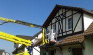 Schilderwerk Roompot Ferienresort Cochem (D) gereed