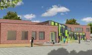 Nieuwbouw 'Walter Gillijns' school te Zutphen