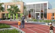 Nieuwbouw scholencluster te Eerbeek