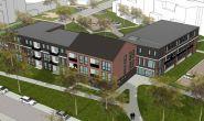 25 appartementen St. Josef in Malden